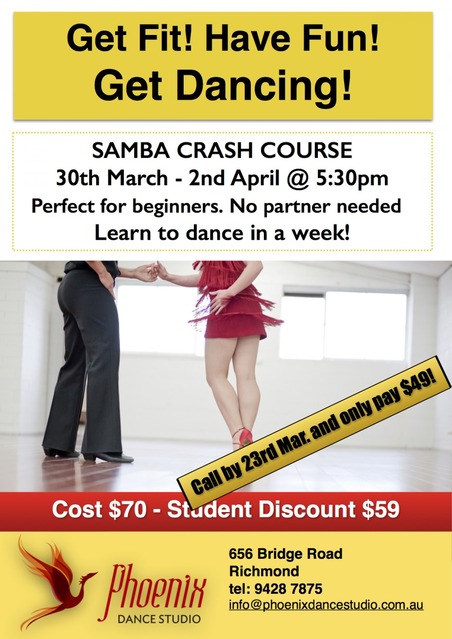 Samba Crash Course