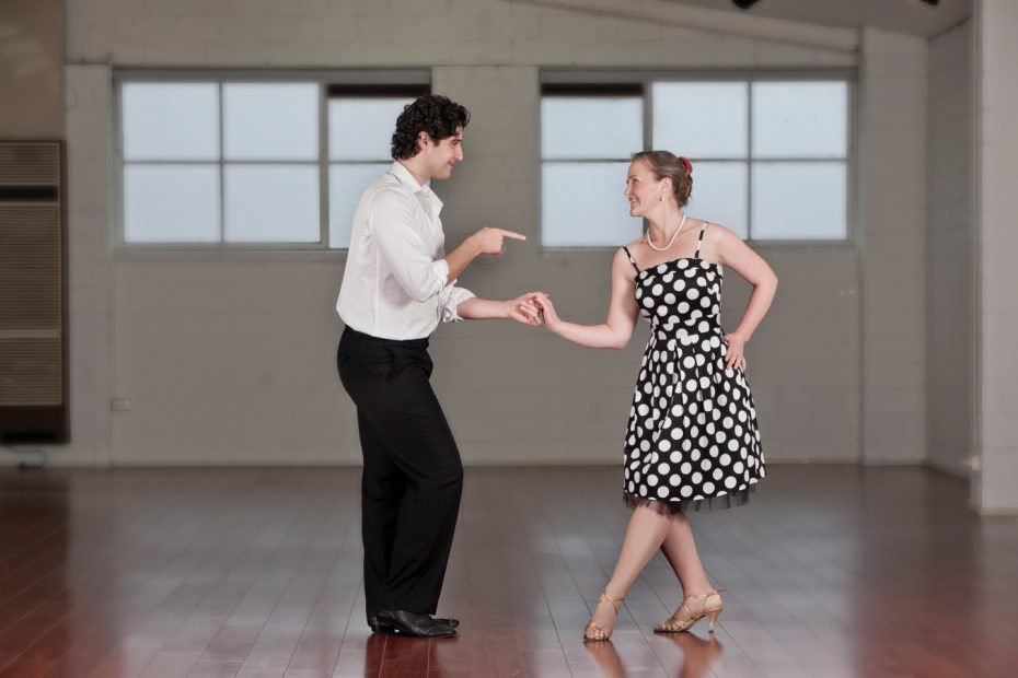 Couple Dancing | Waltz
